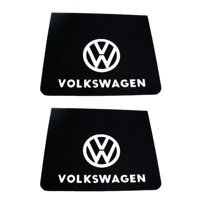 Parabarro Lameiro Caminhão VW Volkswagen 50x49 cm - Par
