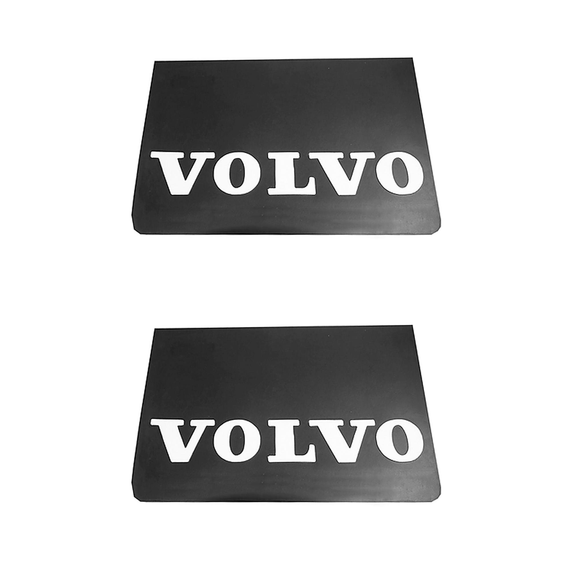 Parabarro Lameiro Caminhão Volvo 51x31 cm - Par