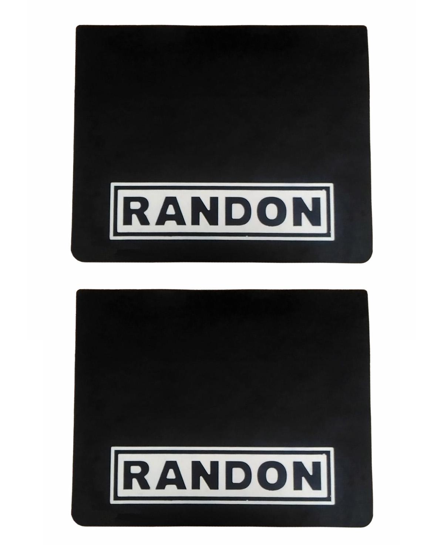 Parabarro Lameiro Carreta Randon 62x56 cm - Par
