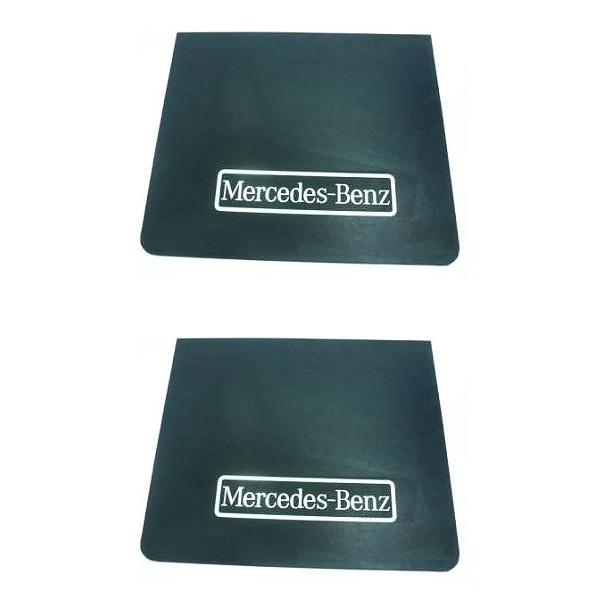 Parabarro Lameiro Caminhão Mercedes Mb 60X50 Cm - Par